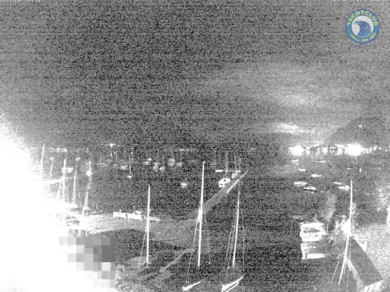 YCZ Webcam vom Zeller See
